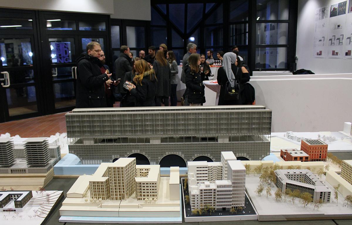 Aktuelle meldungen aus der hochschule rheinmain for Master architektur