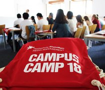 Internationale Summer School am Campus Unter den Eichen