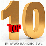 Logo 'Top 10' WiWo-Ranking BWL