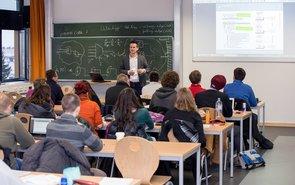 Seminarraum am Campus Rüsselsheim