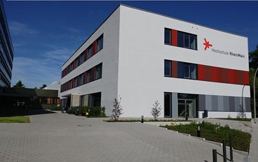 New construction: Building G Campus Rüsselsheim