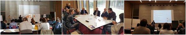 Impressionen zum Workshop Heritage Impact Assessments und Welterbeverträglichkeitsprüfungen