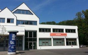 Gebäude B1 Campus Wiesbaden unter den Eichen