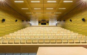 Großer Hörsaal Campus Rüsselsheim