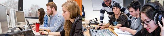 KIS Medientechnik Studierende