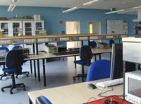 Das Labor Hochfrequenztechnik und EMV von innen