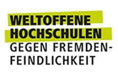 Logo Weltoffene Hochschule